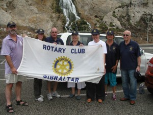 Rotary Clean Up Gibraltar 2012 005